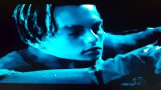 Titanic - I'll never let go scene