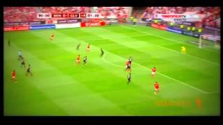 A vitória mais Dramática do Benfica