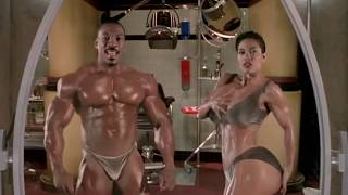 Rosario Dawson Muscle Growth / Butt and Boob expansion - The Adventures of Pluto Nash