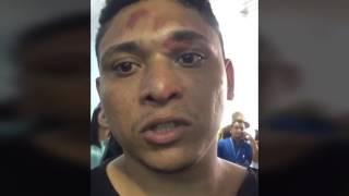 Detento recapturado fala de plano contra FDN
