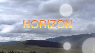 """THE HORIZON"" - DJ.A.Stone"