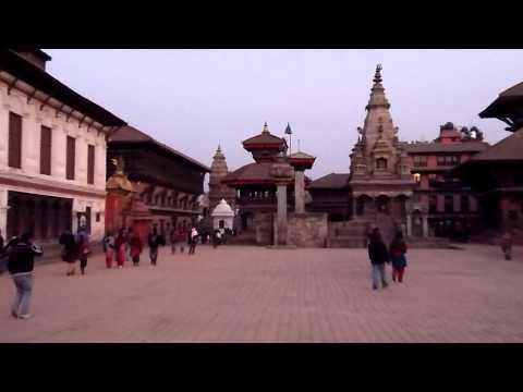 Dhurbar Square, Bakhatpur, Nepal