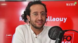 L'Info en Face, parole aux jeunes avec Omar Azizi