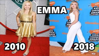 BUNK'D DISNEY CHANNEL FAMOUS STARS THEN AND NOW 2018 SMS TV