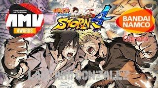 AMV AWARDS-Naruto Shippuden: Ultimate Ninja Storm 4 #AmoElAnime