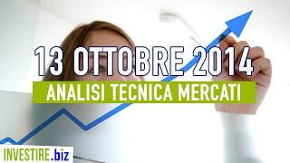Video Analisi Mercati Finanziari - 13.10.2014