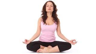 Pranayama - Yoga Breathing, Breathing Techniques, Exercise for During Pregnancy - English