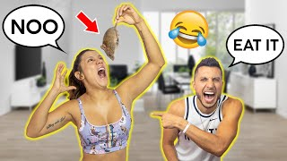 """""""YOU WON'T DO IT"""" EXTREME COUPLES CHALLENGE!   The Royalty Family"""