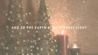 Kim Walker-Smith - The First Noel - Lyric Video - Jesus Culture Music