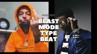 (FREE) BEAST MODE TYPE BEAT - A BOOGIE X PNB ROCK Type Beat |GOOD MONEY 2017|