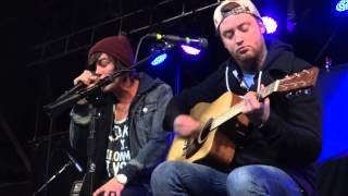 Iris (Acoustic Goo Goo Dolls Cover) - Sleeping With Sirens - 4.12.13
