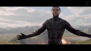 BLACK PANTHER[Respect My Throne]