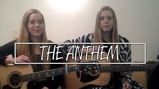 The Anthem - Gartner Twins Cover (Good Charlotte)