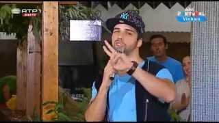 Ricardo Fonseca - Eu Fui (TV, Vinhais)