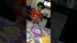 Shravika says gandi bat papa
