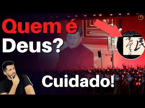 China desafiou a Deus e confrontou o Presidente do Brasil