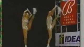 National Aerobics Championship USA 1999 Mixed Pair