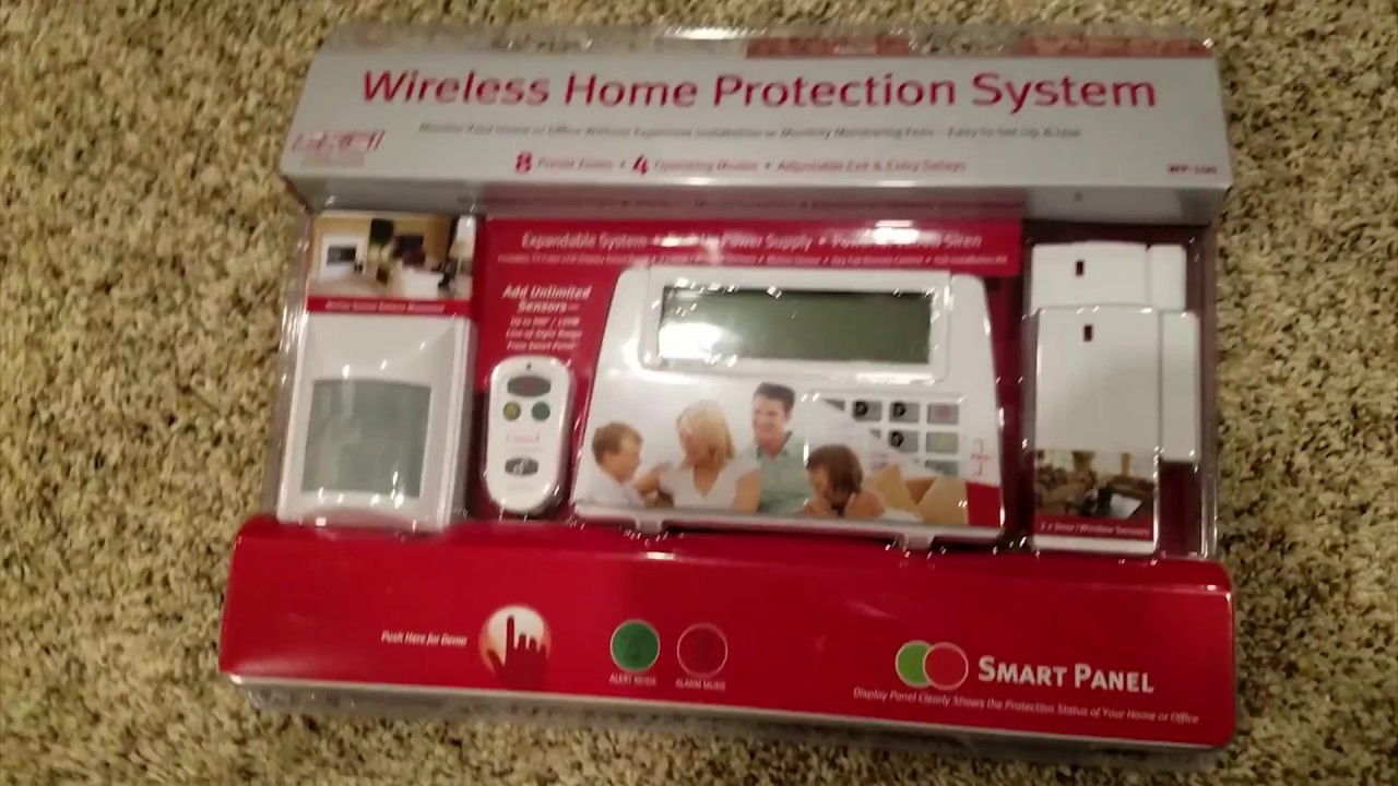 Home Security Alarm Systems Harwood MD 20776