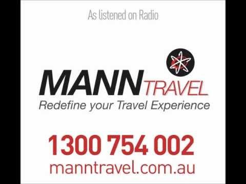Radio Ad – Mann Travel Australia (1300 754 002)