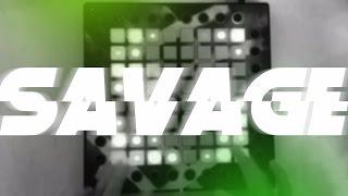 Kaskobi 21 launchpad Remake//Paul Flint//savage//