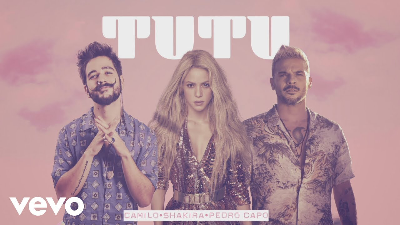 Camilo, Shakira, Pedro Capó - Tutu