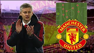 Manchester United | Ole Gunnar Solskjær Tactical Analysis 🇳🇴