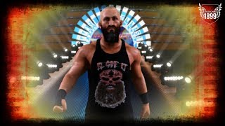 TOMMASO CIAMPA ENTRANCE WITH NEW THEME SONG