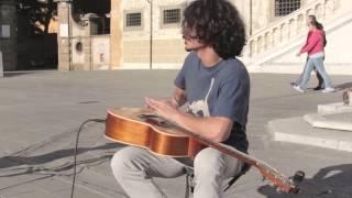 Lorenzo Niccolini - OKi (PERCUSSION GUITAR - Live)