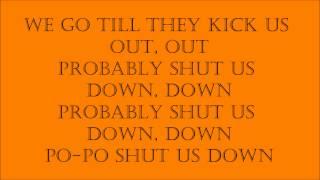 example Tik Tok lyrics