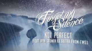 Forget My Silence - Not Perfect (feat Ivan Gromov ex guitar from fms) width=