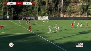 AS Roma VS Roma Calcio Femminile | Highlights