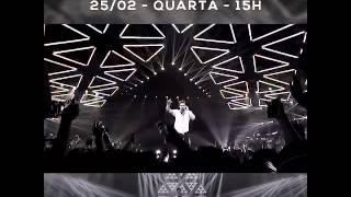 Lançamento Teaser DVD Luan Santana Acustico 5 Dias