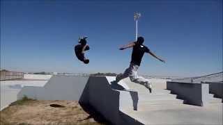 Skate Park - Speed Runners