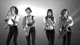 Hot Sax Club: We no speak Americano