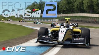 Project Cars 2 Formula Renault Community Racing evening | Live