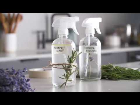 This Home Depot video shows you how to create your own air fresheners