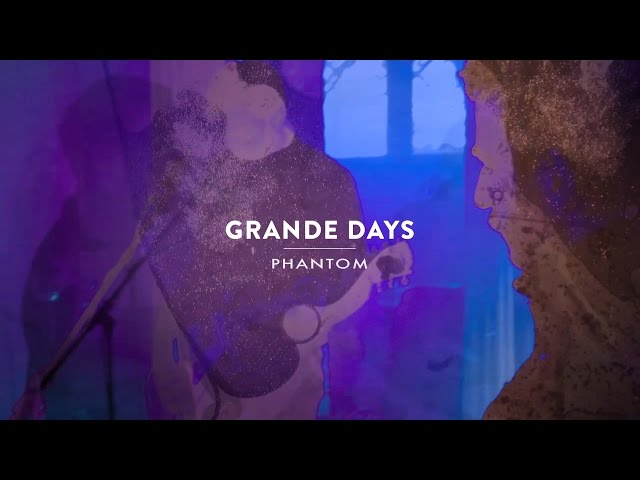 Video de Grande Days en directo para Live Sessions de Undermount.