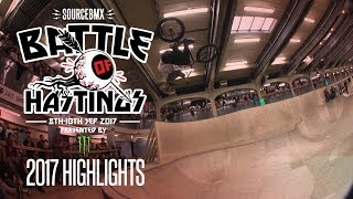 Battle Of Hastings 2017 Highlights - Official Video