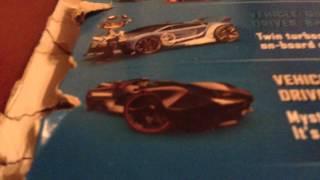 Team Hot Wheels Origin of Awesome 5 Car Pack