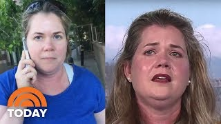 Woman Who Called Police On Black Girl Selling Water To Go To Disneyland Comes Under Fire | TODAY width=