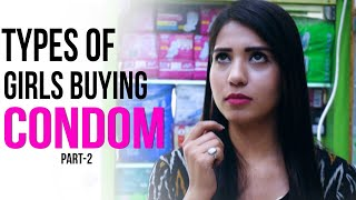 Types of People Buying Condoms Part 2 Feat. U Dictionary    Aashiv Midha