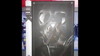 Korean Album Unboxing #5 - Monsta X Trespass