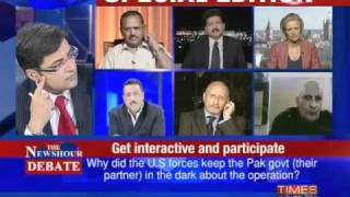 Debate: Was Osama Pakistan state guest? - 2