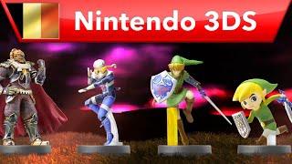 Hyrule Warriors: Legends - amiibo-trailer (Nintendo 3DS)