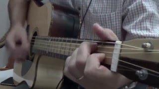 A canção tocou na hora errada - Ana Carolina - Guitar Cover