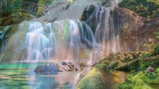 David Sun's Nature Sounds: Relaxing & Peaceful 'Waterfall'