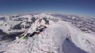 Martin Lentz - Freeride World Tour POV Fieberbrunn
