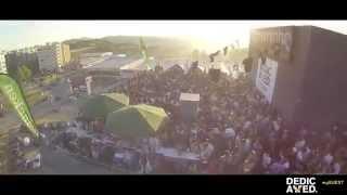 Rooftop Braga  By DEDICATED   Assalto ao Arranha Céus   Miguel Rendeiro B Day Official