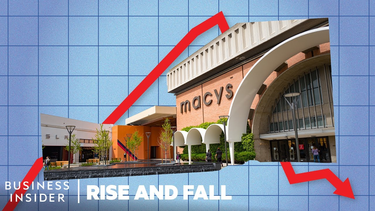 The Rise And Fall Of The Mall