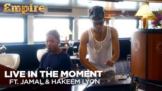 EMPIRE | Live In The Moment ft. Jamal & Hakeem Lyon | S1 EP1 | FOX
